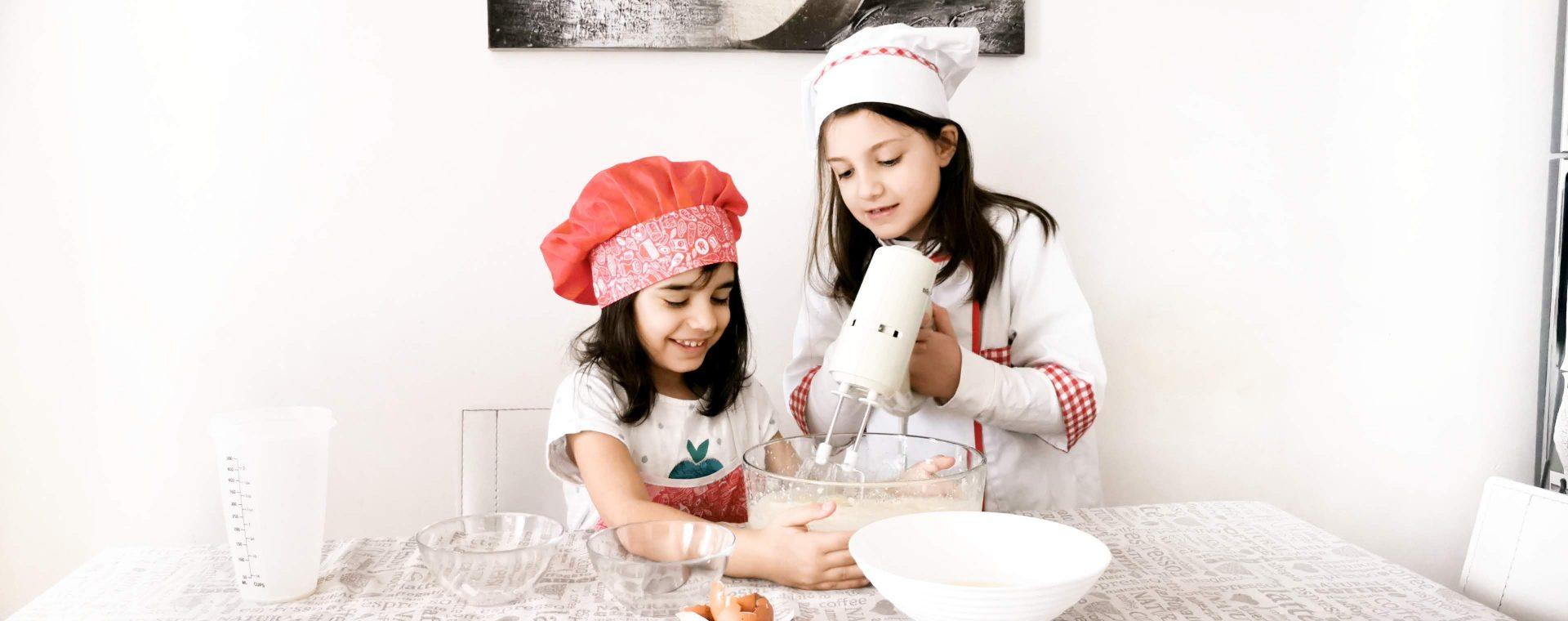 ricette facili per cucinare in compagnia, a prova di mamma pasticciona senza tempo